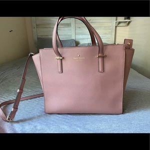 Kate Spade mauve purse